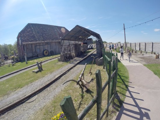 Isla de Rügen, Alemania: You can drive a truck here and without driving license