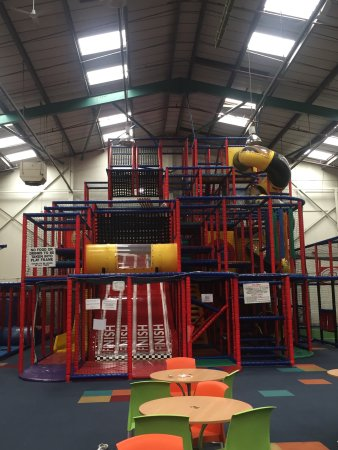 Funaticz Childrens Indoor Play Centre