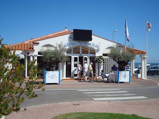Office du tourisme photo de le phare de port la nouvelle - Office du tourisme seignosse le penon ...