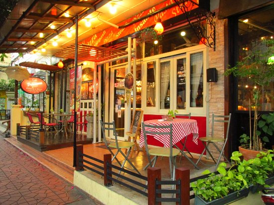 My Go To Italian Restaurant In The Khao San Area Review Of