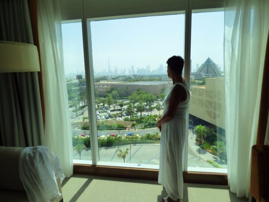 Grand Hyatt Dubai: Skyline