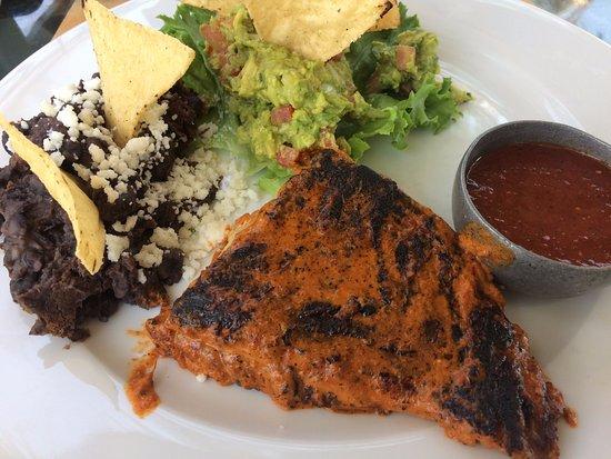 Nirvana Restaurant Retreat: Red Snapper
