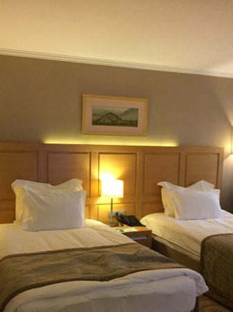 Bilkent Hotel and Conference Center: 清潔で静かです。