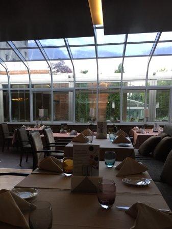 Bilkent Hotel and Conference Center: 朝食バイキングも美味しいです。