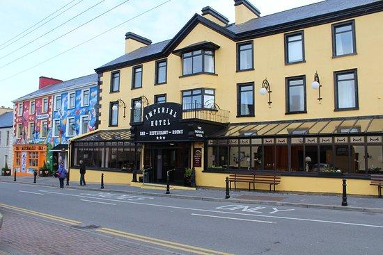 Imperial Hotel : Das Hotel mit der Matchmaker Bar, direkt miteinander verbunden.