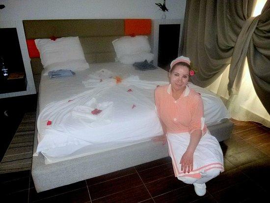 Zimmer Mädchen unser zimmermädchen caburra picture of hotel paradis palace