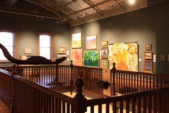 Broken Hill, Australien: Upstairs gallery