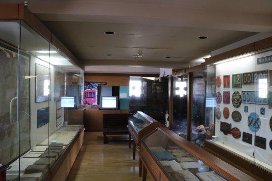 Minamisatsuma, Япония: 館内の展示物