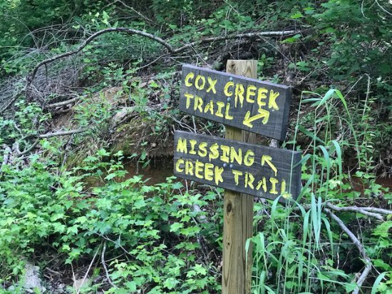 Anderson, SC: Hiking options at the crossroads.