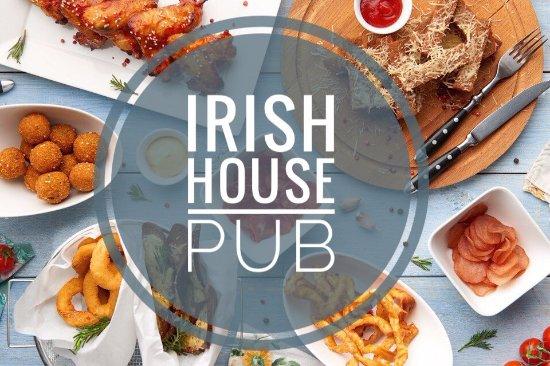 Irish House PUB: irish house