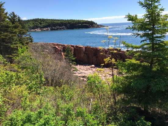 Acadia National Park Tours: One of the stunning views