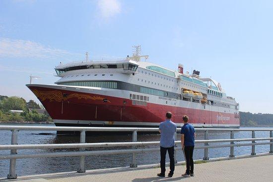 Fjordline Ferry Company