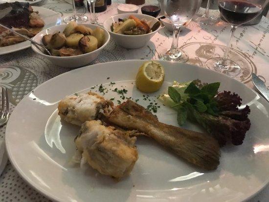 Ghajnsielem, Malta: Wild hake