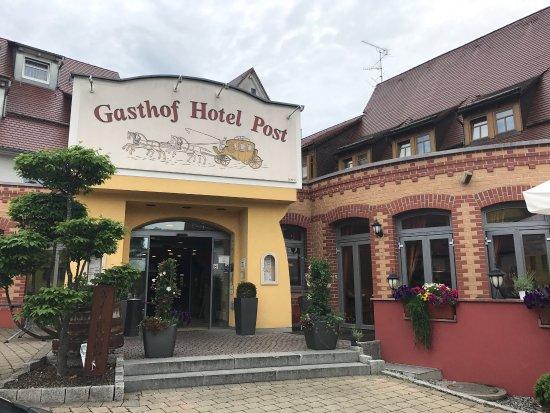 Photo6 Jpg Bild Von Gasthof Post Laichingen Tripadvisor