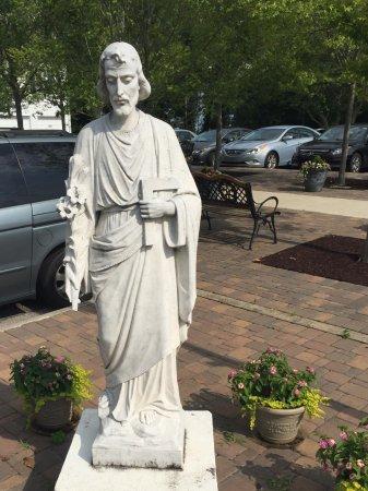 Marietta, GA: Saint Joseph Statue