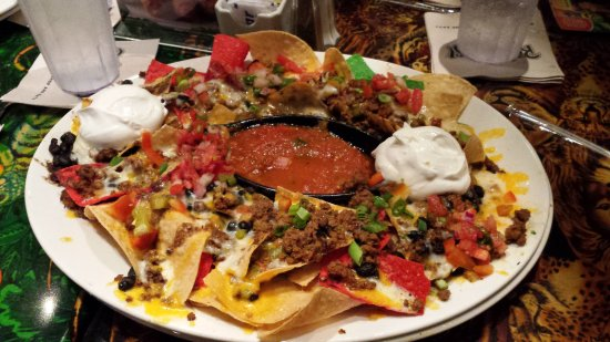 Rainforest Cafe Lava Nachos Recipe