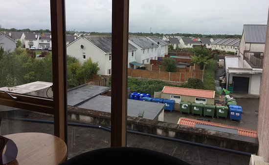 Athlone Springs Hotel: Room with a 'View'!!