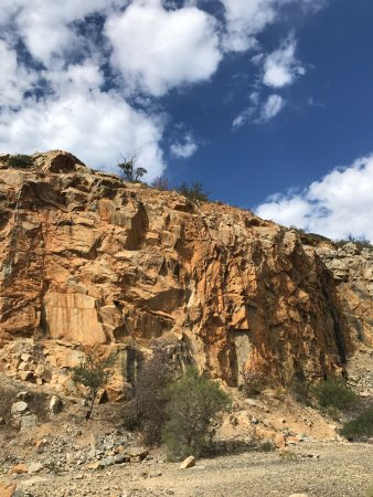 Gosnells, Australia: Quarry - next to Old Barrington Quarry