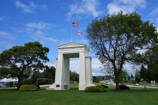 Blaine, WA: Peace Arch