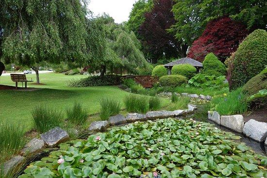 Blaine, Вашингтон: Garden