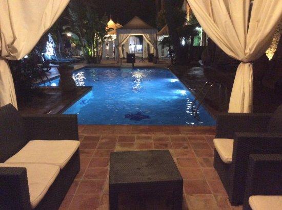 Vecchia Masseria : Pool area