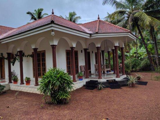 Coconut Creek Farm and Homestay Kumarakom: Excellent homestay