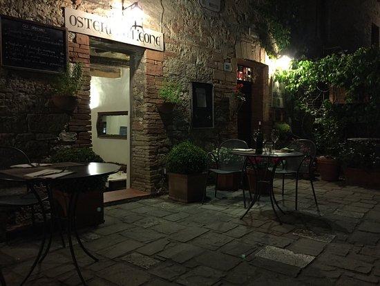 20170507 142514 photo de osteria del leone bagno vignoni tripadvisor - Osteria del leone bagno vignoni si ...