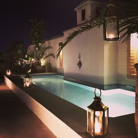 Riad Camilia: Our Rooftop Terrace Pool