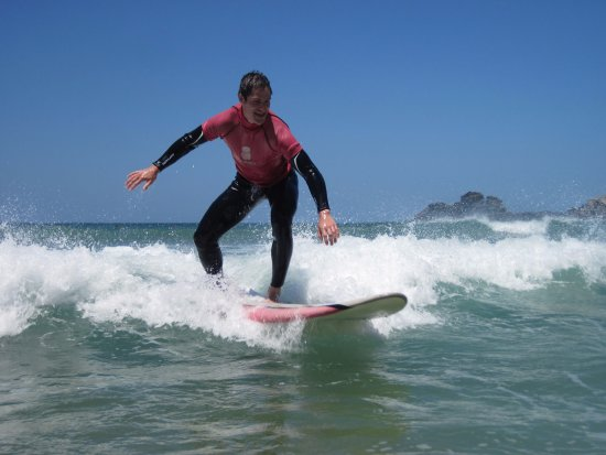 Future Surfing School : Enjoyment