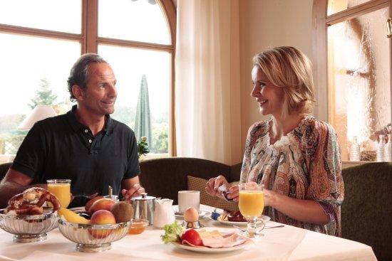 Wellnesshotel Eibl-Brunner: Frühstückszeit