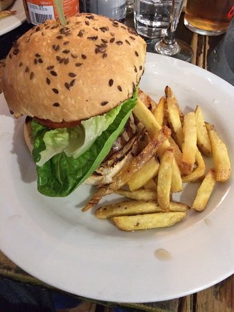 Blas Burgerworks: Burgers for me have to be the Best, no in betweens.... This place did not let us down- Fantastic