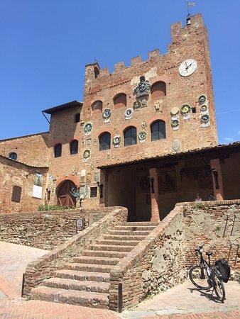 Montespertoli, Italia: Certaldo Alta