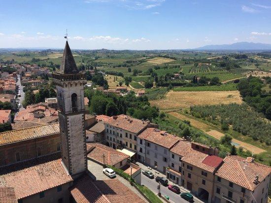 Montespertoli, Italy: Vinci