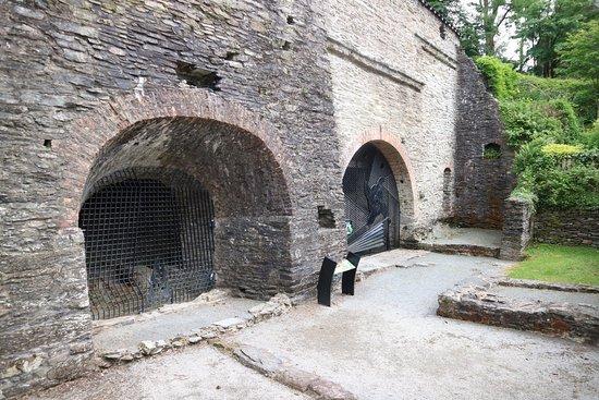 Machynlleth, UK: Fournace
