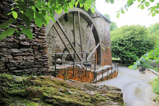 Machynlleth, UK: The weel