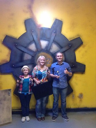 Marietta, GA: fans of fallout will notice the similarities