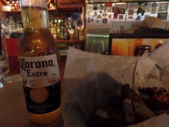 Baja Cantina: Cold Corona!