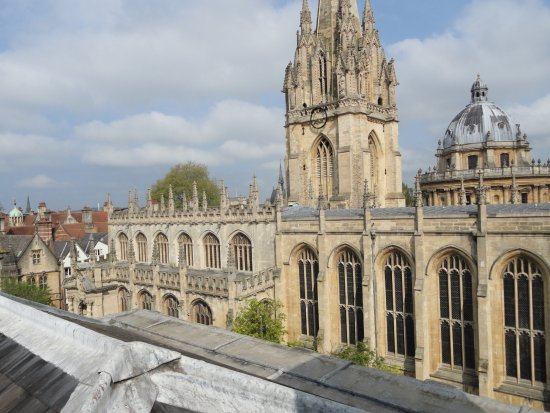 Trip Advisor Oxford University Rooms