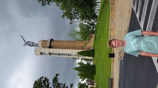 Vulcan Park and Museum: 20170603_171314_large.jpg