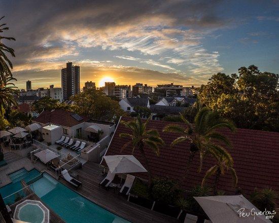 Glen Boutique Hotel & Spa: Vista do quarto