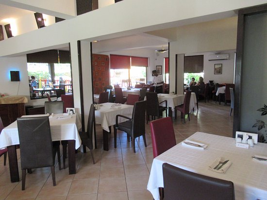 Lunch Buffet Setting - Picture Of Epi D'Or, Dar Es Salaam