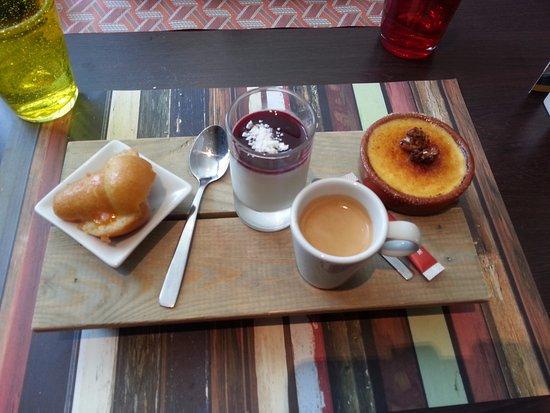 Caf gourmand photo de restaurant le loft lons le - Cuisine lons le saunier ...
