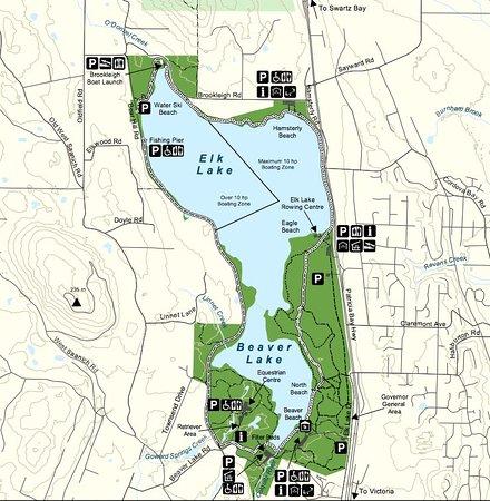 Elk/Beaver Lake Regional Park: photo0.jpg