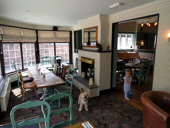 Upper Poppleton, UK: White Horse Public House
