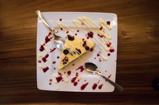 Nuevo Arenal, Kostaryka: There's always room for dessert!