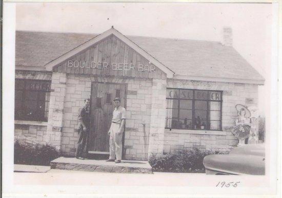 Boulder Junction, WI: 1955