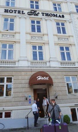 Hotel Sct. Thomas: Good hotel in Copenhagen.