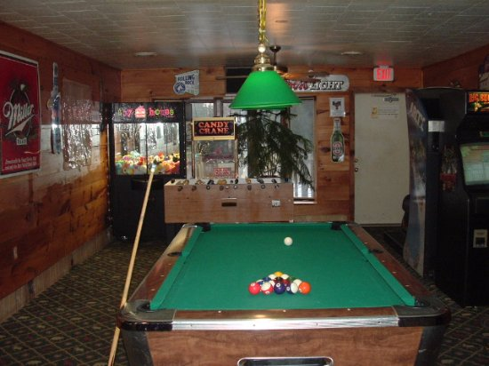 Boulder Junction, WI: Pool