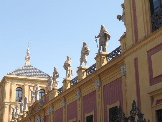 Cabo de Gata - Nijar Natural Park : Seville - Hotel Alfonso XIII
