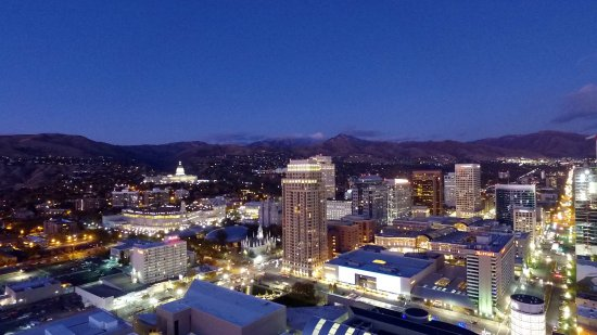 City Night Lights Tour Picture Of Salt Lake Guided